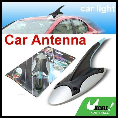 Vehicle Auto Car Mount Shark Decorative Antenna Glow in Dark (JS-3022)
