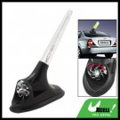 Car Mount Decoration Antenna Wind Powered LED Light