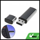 Pocket 4GB Removable Black USB Flash Memory Stick Drive Storage