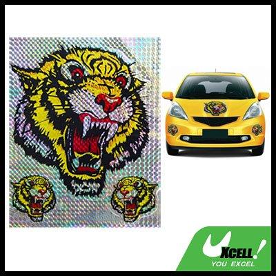 Tigers Racing Logo Car Truck Decorative Decal Sticker