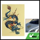 Dragon Design Car Window Graphic Sticker Auto Decal