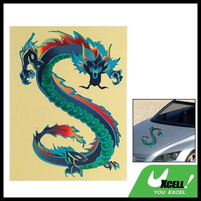 Graphic Dragon Sticker Decal for Car Auto Truck Window