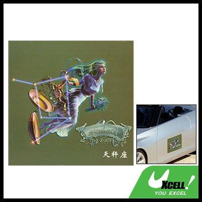 Libra Decorative Sticker Decal for Car Auto Vehicle
