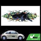 Colorful Leopard Pattern Car Decor Decal Sticker