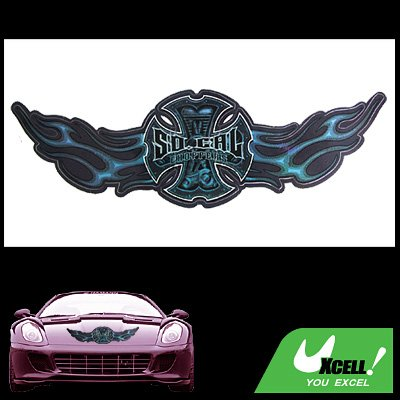 Waistband Graphics Auto Motor Decal Car / Truck Window Sticker