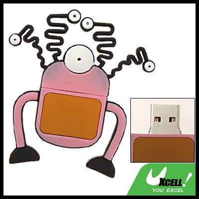 Cartoon USB 2.0 Flash Driver Memory Stick 2GB Laptop PC