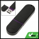 Black Portable USB Flash 4GB Memory Stick Drive Storage