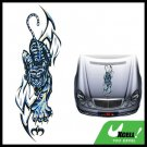 Fearful Tiger Car Body Graphics Decor Decal Sticker