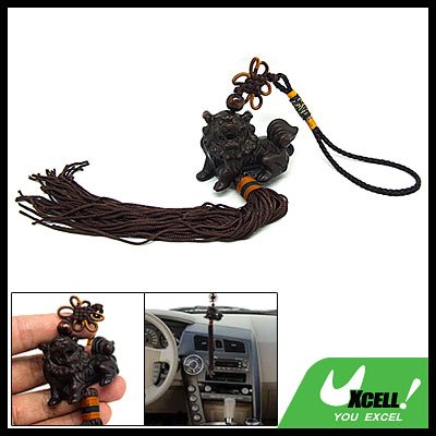 Lucky Chinese Knot Gift Ornament Lion Craft Pendant