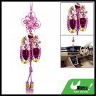 Chinese Knot Embroidery Oriental Ornament Shoes Pendant