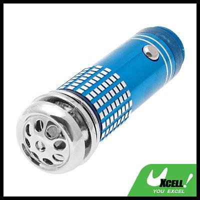 Mini  Fresh Air Purifier / Oxygen Bar for Auto Car - Blue