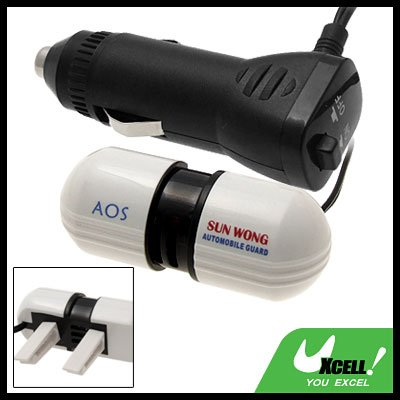 Mini Vehicle Car Ozone Ionizer Air Purifier Generator