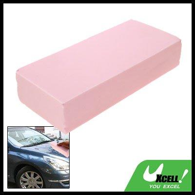 Suction Sponge Block L17.2cm x W7.3cm x H3.6cm Pink