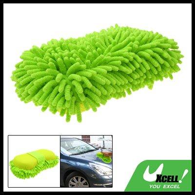 Single Sided Car Wash Pad Microfiber Sponge Cleaning Valeting Brush