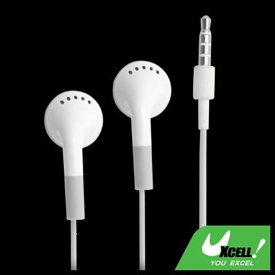 Stereo 3.5mm Earphones Headphones Special for Apple iPhone PC