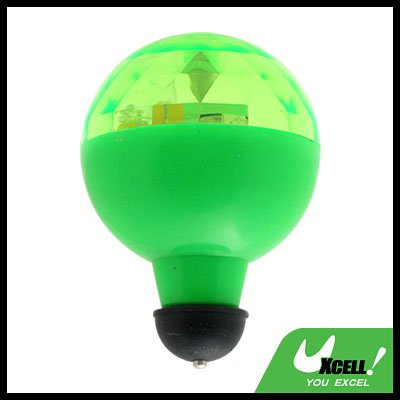 Toy - Super colourful Flashing Rolling Ball  - Green