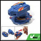 Blue Amazing Spinning Top Peg-top Children's Toy