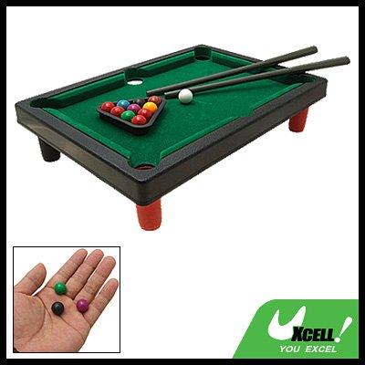 Mini Table Snooker Pool Billiards Game Set Children Toy