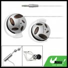 3.5mm Audio Headset Headphone for iPhone iPod MP3 PC Laptop
