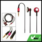 3.5mm Stereo Earphone Earbud Headphone for MP3 MP4 PC