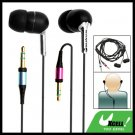 3.5mm Microphone Earphone for PC Online Talk