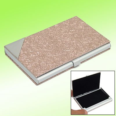 Dazzling Aluminum Business Credit ID Card Case Holder