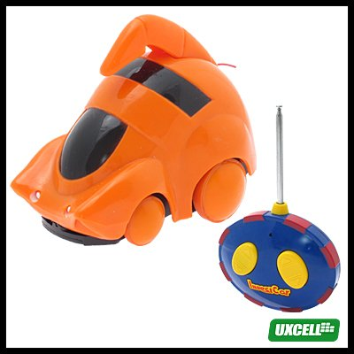 Toy - Super Remote Control Scorpion Car - Orange