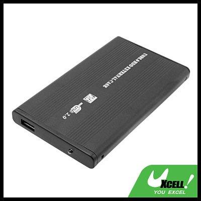 "USB 2.0 2.5"" SATA HDD External Hard Drive Case Box"