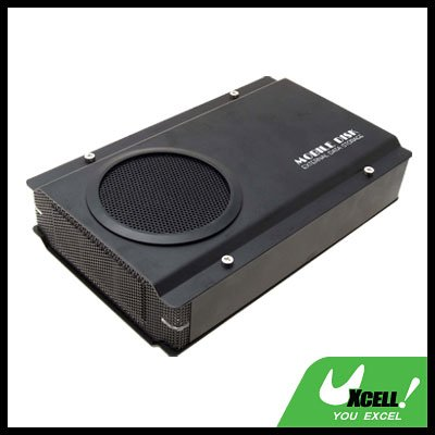 "Black 3.5"" SATA HDD External Hard Drive Enclosure Case"