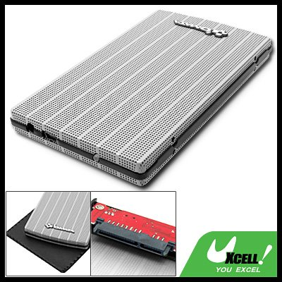 2.5 Inch USB External Hard Drive Case HDD SATA Enclosure