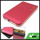 "USB 2.0 HDD External Enclosure Case for 2.5"" SATA Hard Drive"