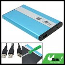 "2.5"" USB 2.0 HDD SATA Hard Disk Drive External Case Box"