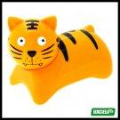 Novelty Desktop Tiger Corded Telephone (SH - 070) - Yellow