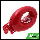 KXT-106 Home Office Telephone Red