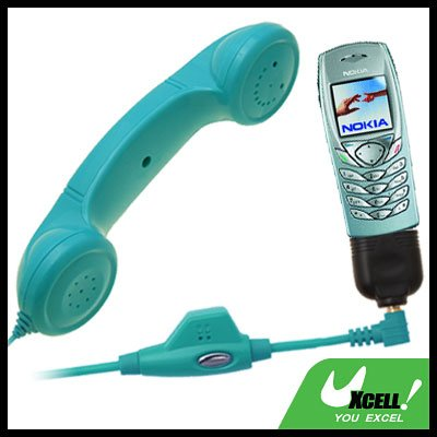 Talky Aaqua Telephone Handset Microphone for Ericsson T29 Nokia 6100 6108
