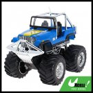 Toy - Remote Radio Control High Speed RC Racing Car - Blue