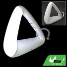 Triangle RJ11 Home Desk Bedroom Telephone w/Night Light