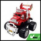 Master Truck High Power Radio Control Racing Car Toy Red