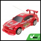 Toy - NO.2 Radio RC Remote Control 1:32 Super Fast Racing Car-Red