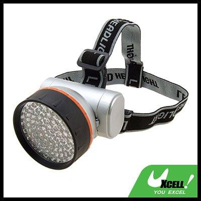 76 LED Headlight Headlamp Flashlight Waterproof Torch