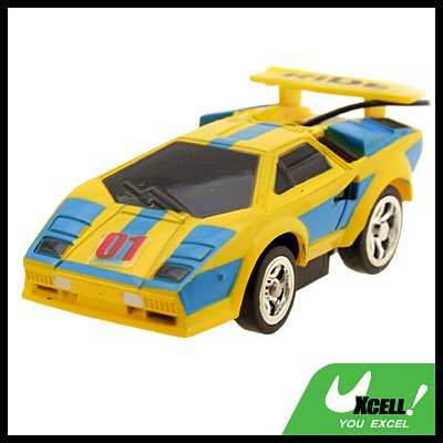 Toy Car Racing Mini Remote Control RC Speed Racer Auto 01