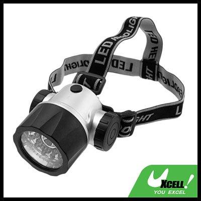 26+1 LED Headlight Headlamp Flashlight Waterproof Torch