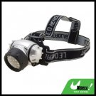 21 White LED with Head Strap Flashlight Lamp Light