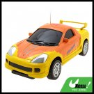 Orange Radio Kids Toys Remote Control Super RC Racing Car