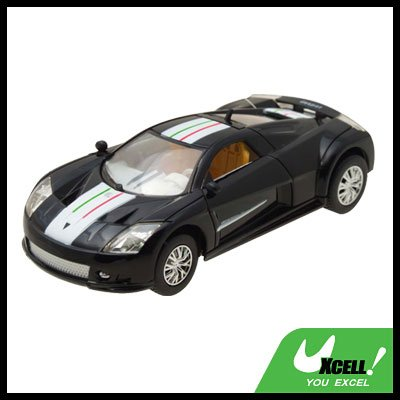 RC Remote Control Racing Car Toys  Black