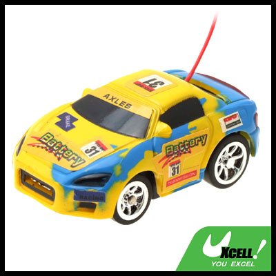 Mini Racing Car Toy Remote Control Speed Racer