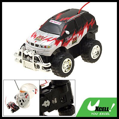 Unique Crystal Ball Shaped Remote Control RC - Mini Speed Racer Toy Car