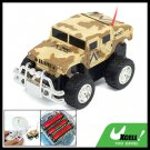 Remote Control RC Mini Humvee Toy Car