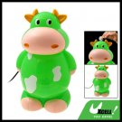 Cartoon Cow Shape Home Decor Desk Lamp Saving Bank