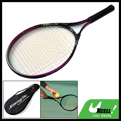 Metal Tennis Racquet Racket with 4 3/8 Inch Grip